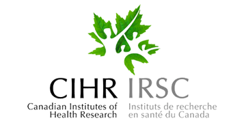 CIHR Canadian Institutes of Health Research logo
